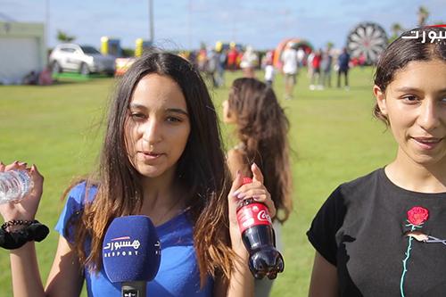 تفاؤل بيضاوي بالمنتخب المغربي