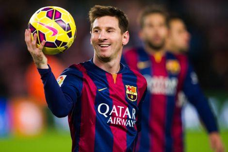 برشلونة يمنح لاعبيه الراحة باستثناء ميسي