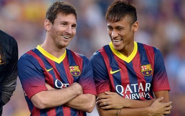 نيمار: ميسي هو صديقي المفضل في برشلونة