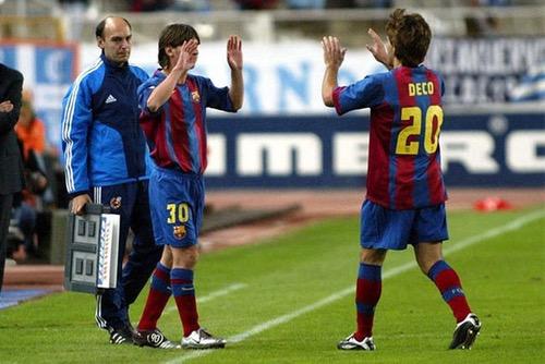 """12 عامًا على اللحظة الأهم في تاريخ برشلونة.. الظهور الأول لـ""""سيّد الملاعب"""""""