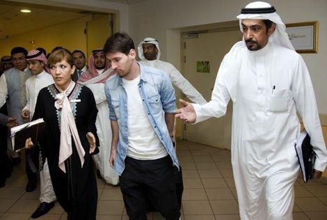 الهلال السعودي يعرض 400 مليون يورو للتعاقد مع ميسي