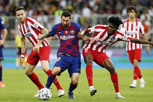 الجولة الثالثة من الليغا تشهد انطلاقة الموسم لبرشلونة وأتلتيكو مدريد وإشبيلية