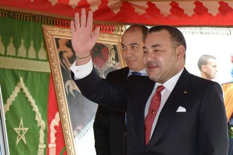 الملك يُطلق مشروع قرية رياضية بمواصفات عالمية في طنجة