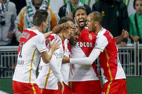 موناكو يهزم توتينهام ويتأهل لدور الستة عشر بأبطال أوروبا