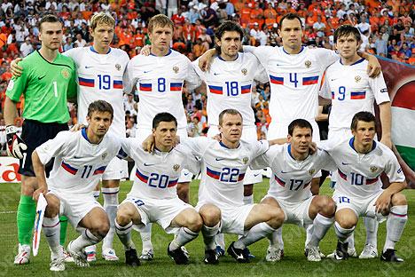 روسيا تفوز على سلوفاكيا قبل مواجهة المغرب  