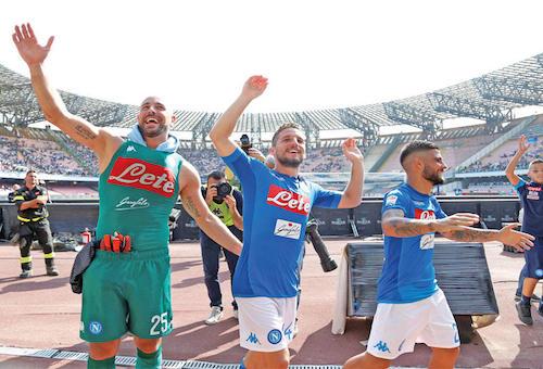 ريمونتادا درامية لنابولي أمام ميلان