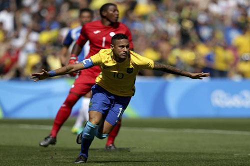 البرازيل تسحق هندوراس وتتأهل لنهائي الأولمبياد