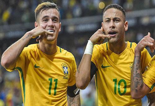 نيمار: البرازيل لا تخشى أحدًا وجاهزون لجميع الاحتمالات