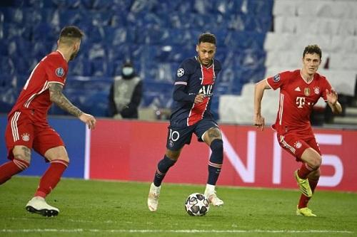 نيمار: باريس سان جيرمان فريق كبير أقصينا بطل أوروبا