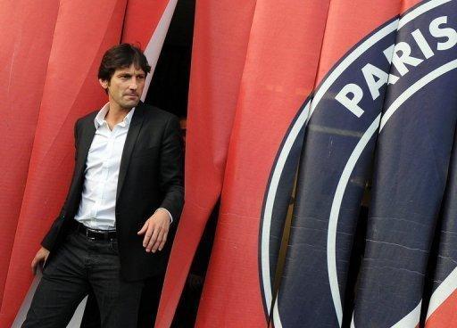 ليوناردو: باريس فكر في التعاقد مع رونالدو