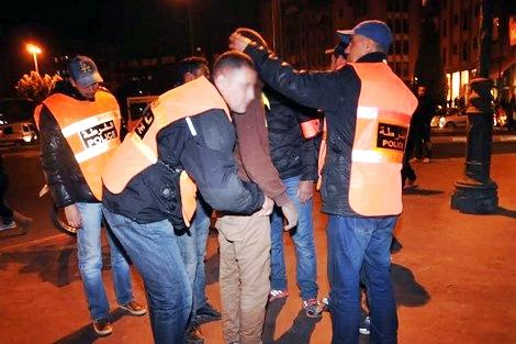 """اعتقال مشجع """"سوسي"""" يحرض للإعتداء على جماهير الوداد"""