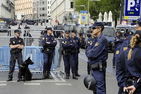 فرنسا تتأهب أمنيا لليورو بعد تفجيرات بروكسل
