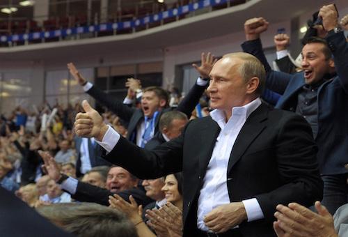 غوتيريس يجتمع مع بوتين ولافروف وسيحضر المونديال