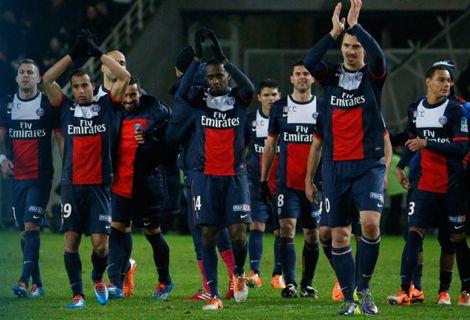 باريس سان جيرمان يفوز على شاختار بثلاثية