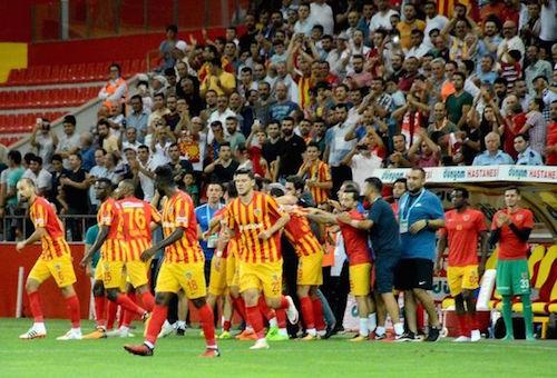 قيصري سبور يقتنص انتصارًا صعبًا بالدوري التركي