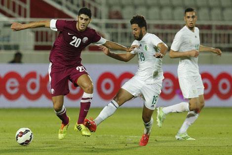 مدرب منتخب قطر يعدد فوائد ودية روسيا