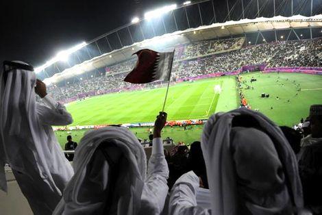 استعدادات قطر لمونديال 2022