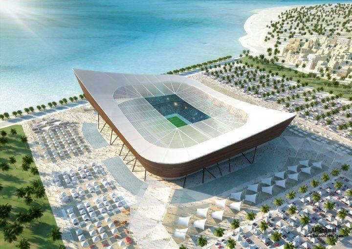 قطر تكشف عن الملعب السابع للمونديال