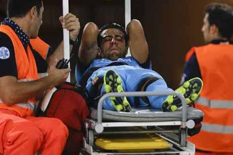 برشلونة يعلن مدة غياب رافينيا بعد العملية