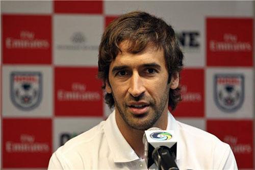راؤول: زيدان هو أفضل مدرب لريال مدريد