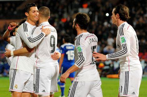 ريال مدريد وإسبانيا في صدارة تصنيف اليويفا