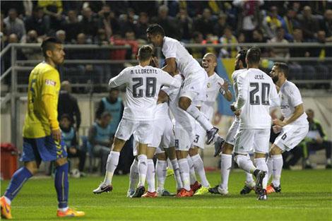 قادش يتقدم بشكوى رسمية ضد ريال مدريد