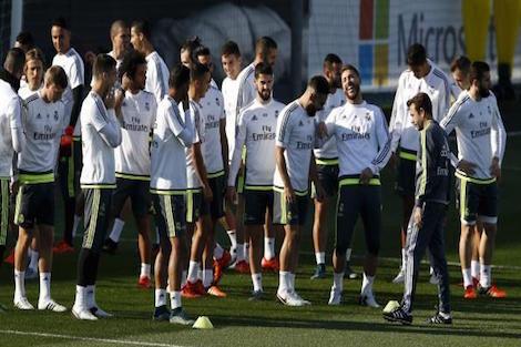 ريال مدريد يستأنف تدريباته غدا الأحد