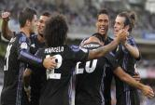 ريال مدريد في مهمة أسهل من برشلونة قبل الكلاسيكو