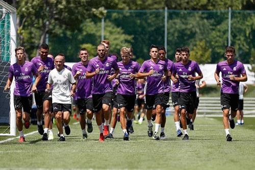 سبورتينغ براغا يضم نجم ريال مدريد الصاعد