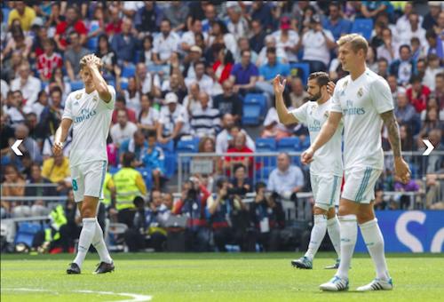 ريال مدريد يتطلع لتصحيح المسار أمام فياريال