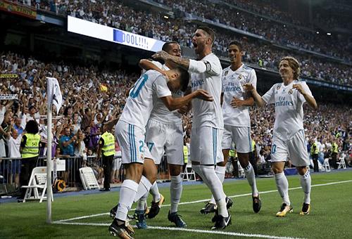 يوفنتوس وليستر سيتي يتفوقان على ريال مدريد