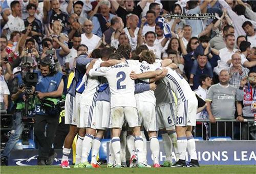 ريال مدريد يتفوق على برشلونة في دراسة جديدة