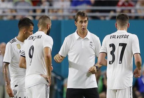 ريال مدريد يقلب الطاولة على يوفنتوس في الكأس الدولية
