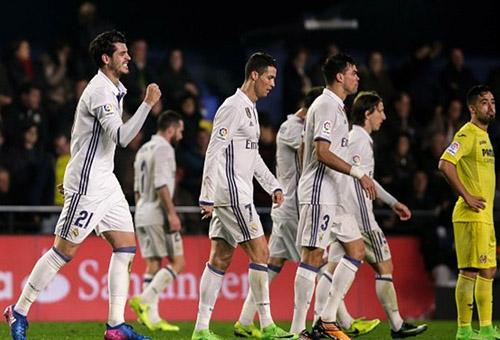 ريال مدريد يواصل تحطيم لعنة الست سنوات