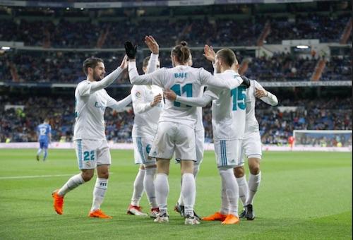 ريال مدريد يعبر خيتافي بثلاثية قبل مواجهة سان جيرمان في دوري أبطال أوروبا