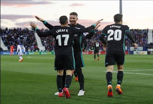 ريال مدريد يواصل صحوته ويثأر من ليغانيس بثلاثية في الدوري الإسباني