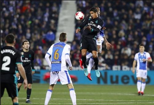 ريال مدريد يجتاز ليغانيس بهدف قاتل ويقترب من الصعود لنصف نهائي كأس ملك إسبانيا