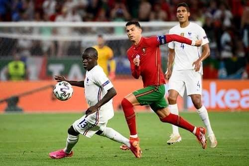 منتخبات فرنسا وألمانيا والبرتغال يحسمون التأهل لدور ثمن نهائي بطولة أمم أوروبا