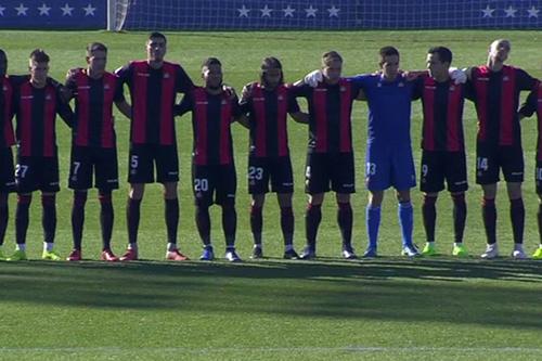 لاعبو فريق إسباني يقررون فسخ عقودهم مع النادي