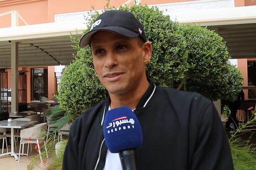 ريفالدو لهسبورت: المغرب بلدٌ مِضياف.. سعيد بزيارته مجددا وهذه رسالتي لجمهور العيون