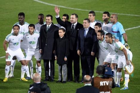 قناة مصرية: الرجاء علامة بارزة في الكرة العربية