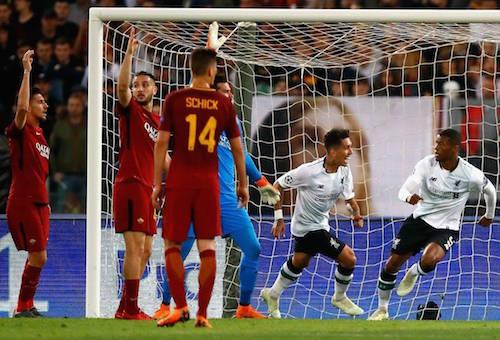 ليفربول ينهي مغامرة روما ويصعد لمواجهة ريال مدريد في نهائي دوري أبطال أوروبا