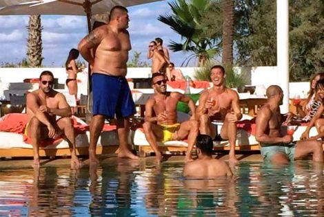 رونالدو يستمتع في مراكش.. وصحف إسبانيا تكتب عن عطلته في المغرب