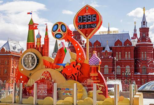 روسيا أنفقت 11 مليار يورو على البنية التحتية استعدادا للمونديال