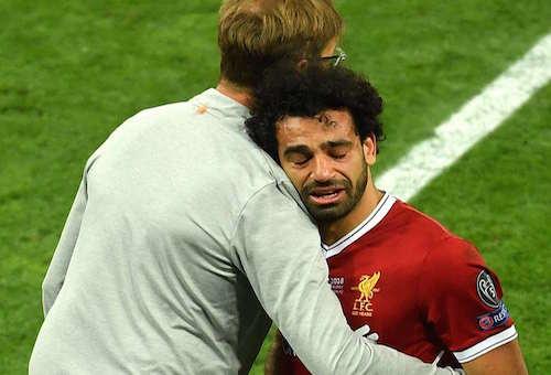 """إصابة صلاج تهز """"عرش"""" مصر قبل المونديال.. وكوبر يرفض التعليق على حالة اللاعب"""