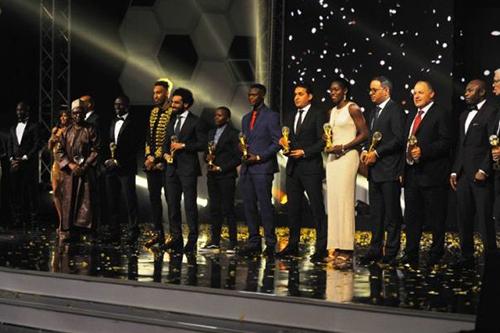 مصر تستضيف حفل جوائز الأفضل في إفريقيا