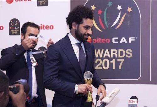 بازل يهنئ صلاح بعد جائزة أفضل لاعب في إفريقيا