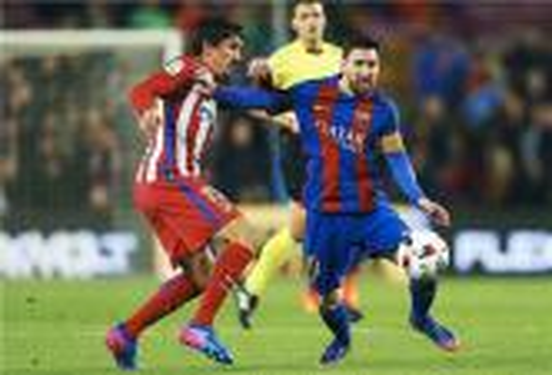 لاعب أتلتيكو مدريد يؤكد صعوبة مواجهة فرق القاع