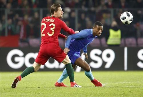 سيلفا: المغرب استحق الفوز على إيران