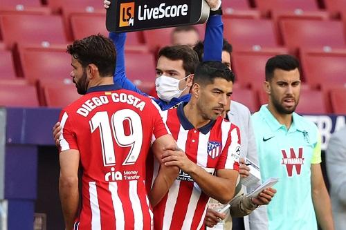 كوستا: لا أعلم كيف لفريق مثل برشلونة أن يفرّط في لويس سواريز